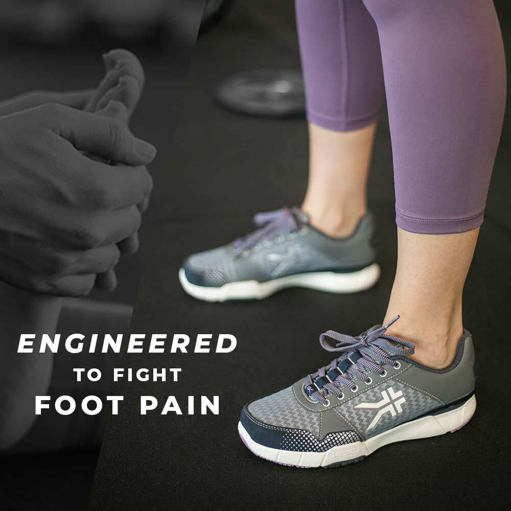 Engineered to Fight Foot Pain