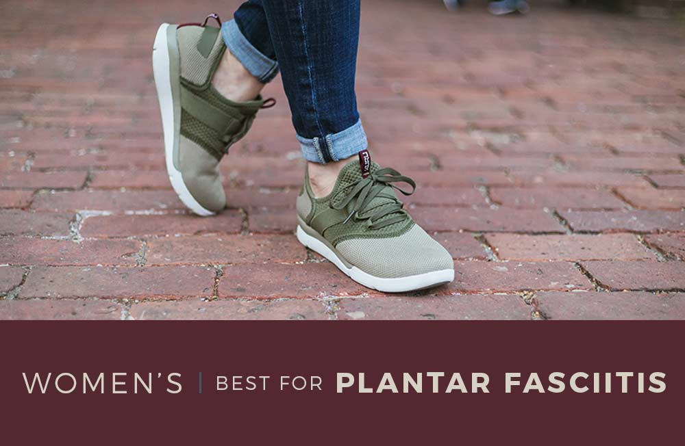 Category Banner - Women's Shoes For Plantar Fasciitis