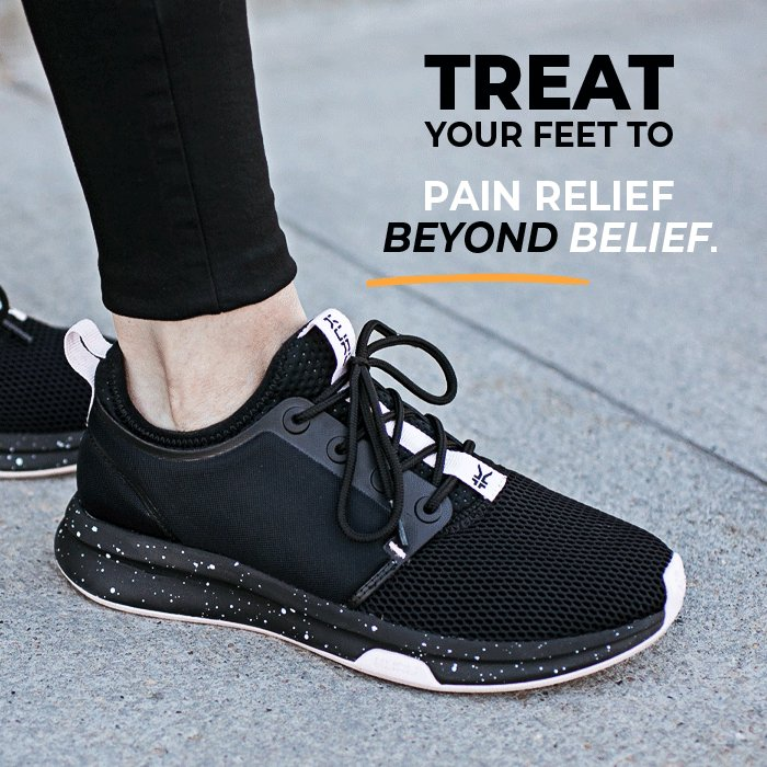 Treat your feet to pain relief beyond belief